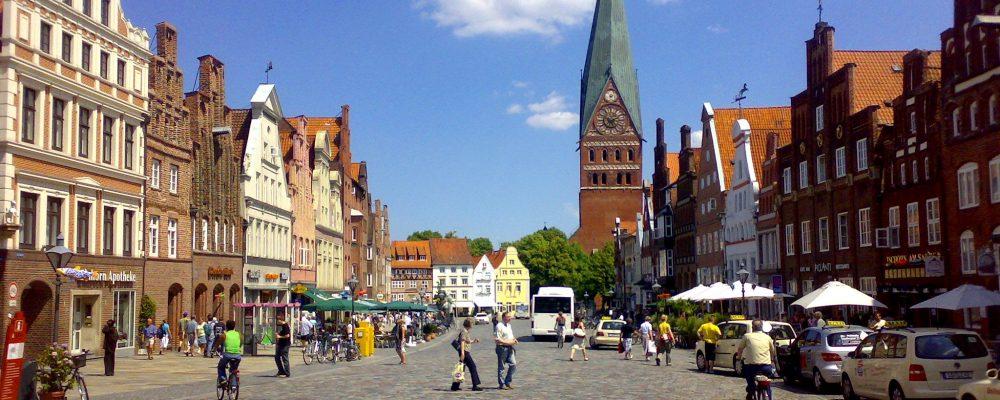 Bildnachweis: Hansestadt Lüneburg